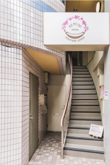 Hostal Reposo Hikifune Lodgeの詳細