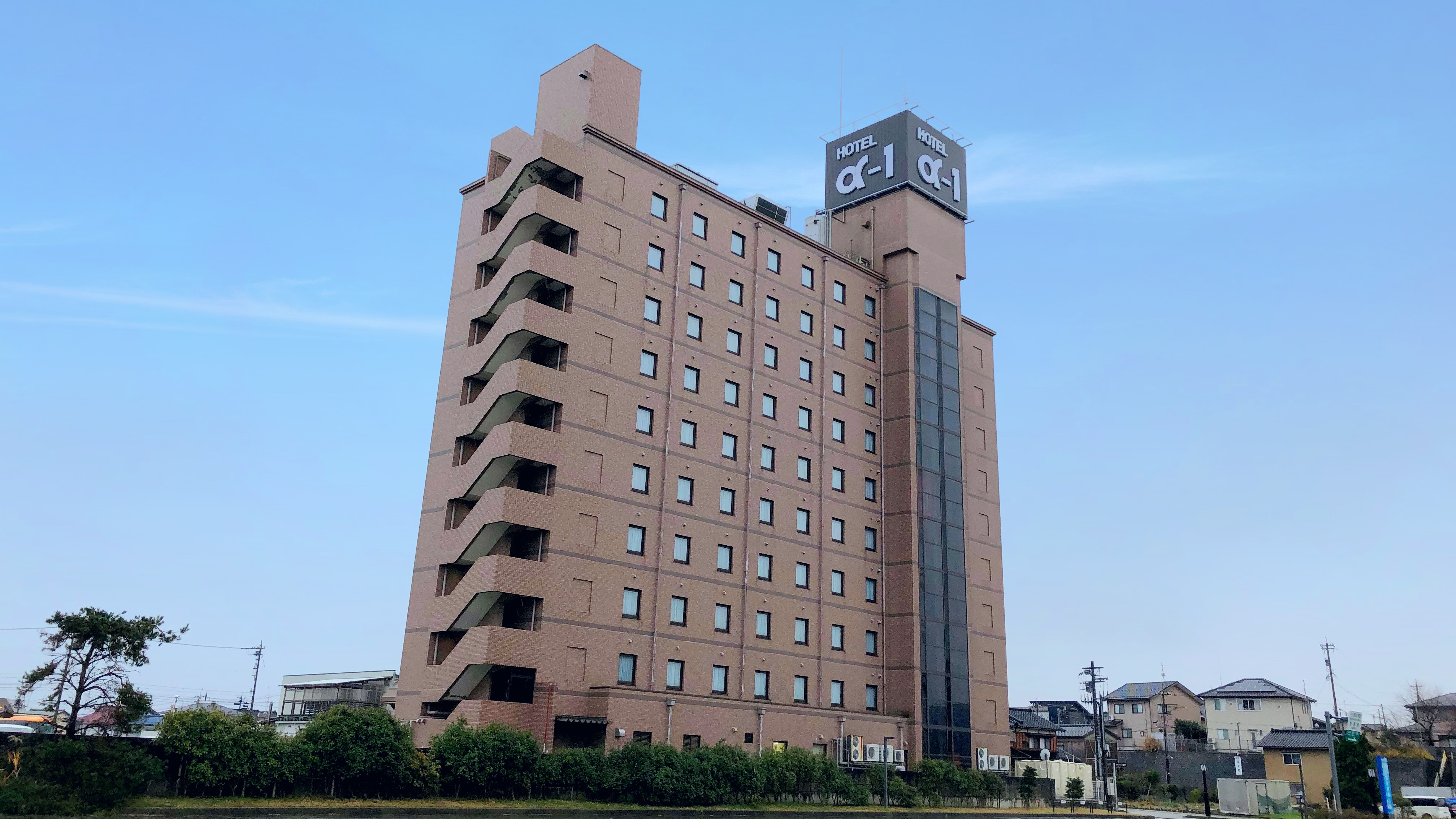 ホテル・アルファ-ワン能登和倉
