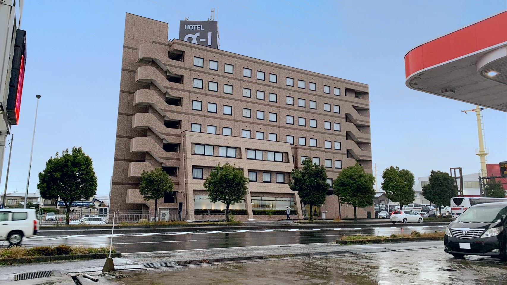 ホテル・アルファ-ワン敦賀バイパス