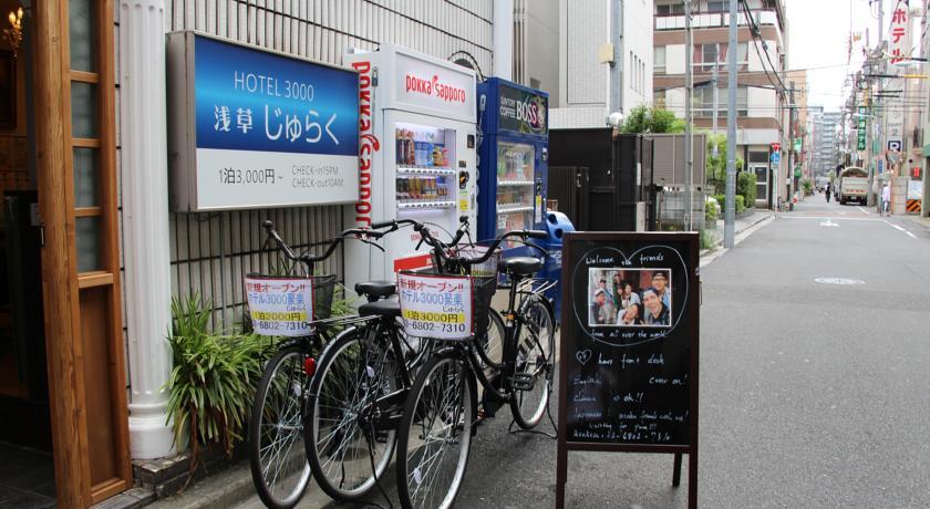 HOTEL3000西浅草