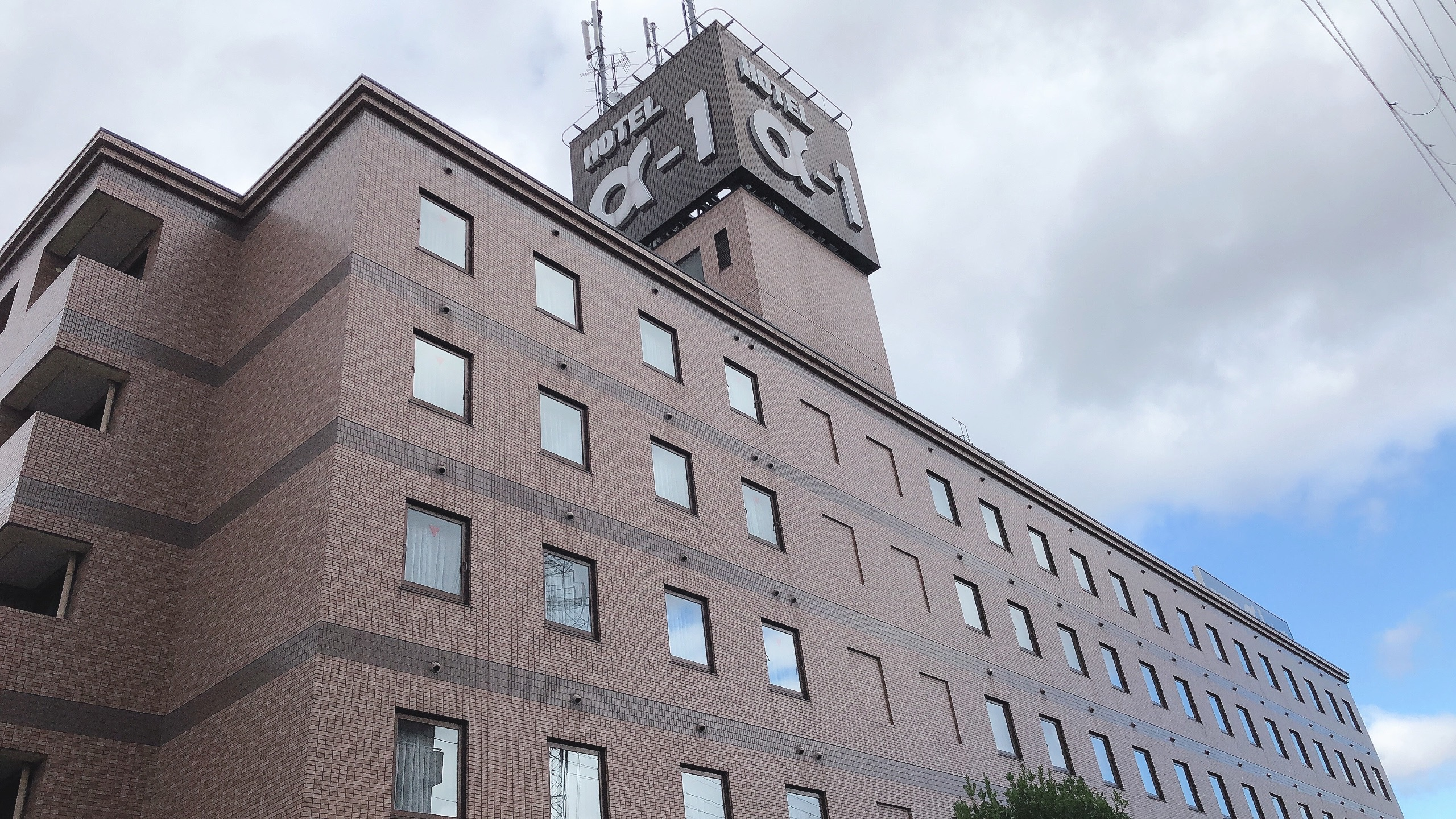 ホテルアルファーワン大津