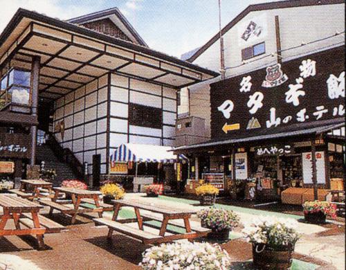 【新幹線付プラン】嶽温泉 山のホテル(びゅうトラベルサービス提供)
