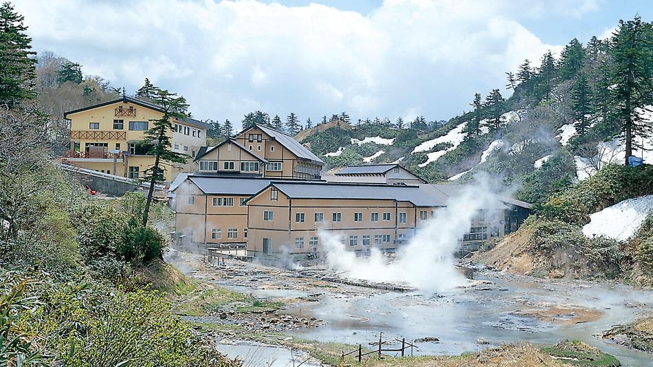 【新幹線付プラン】後生掛温泉(びゅうトラベルサービス提供)