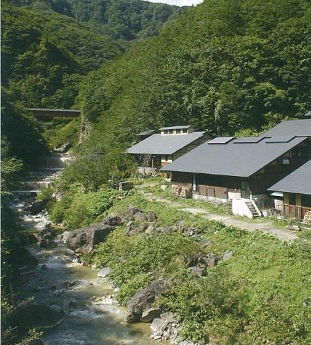【新幹線付プラン】峩々温泉(びゅうトラベルサービス提供)