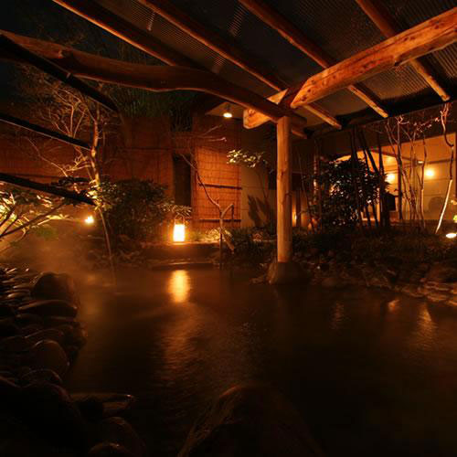 磯部温泉 竹林の湯宿 はやし屋