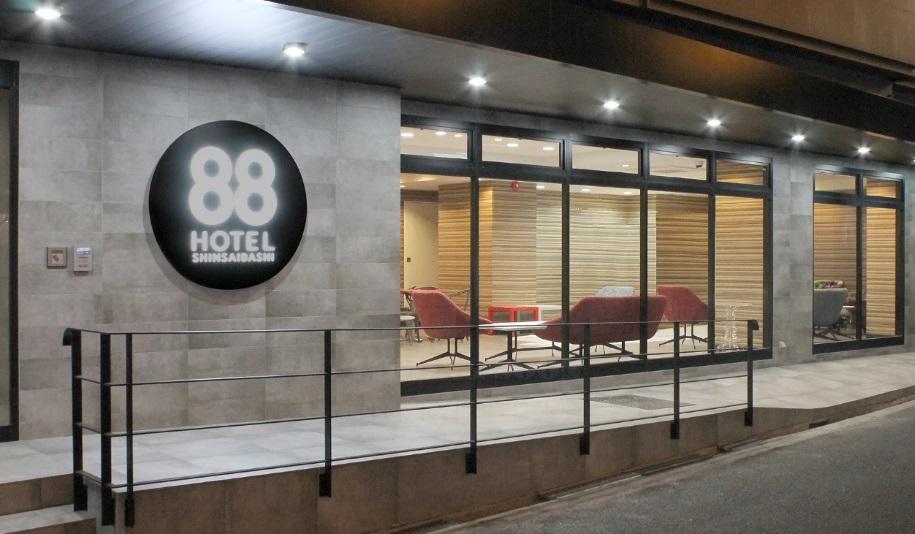 HOTEL88SHINSAIBASHI