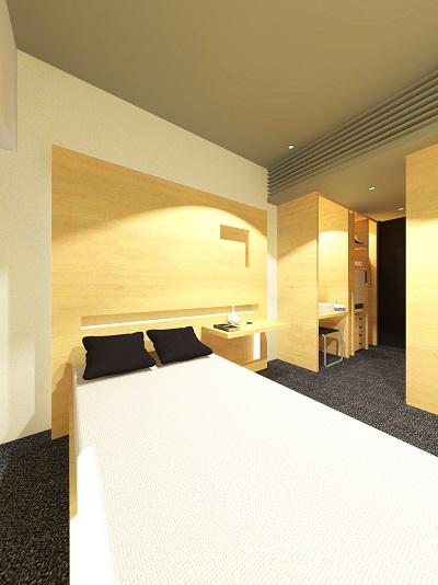 S.TRAINING CENTER HOTEL(エス トレーニングセンターホテル)