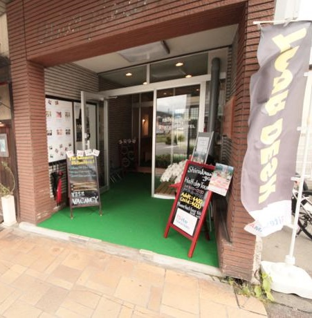 The Takayama Station Hostel 高山駅前簡易宿舎