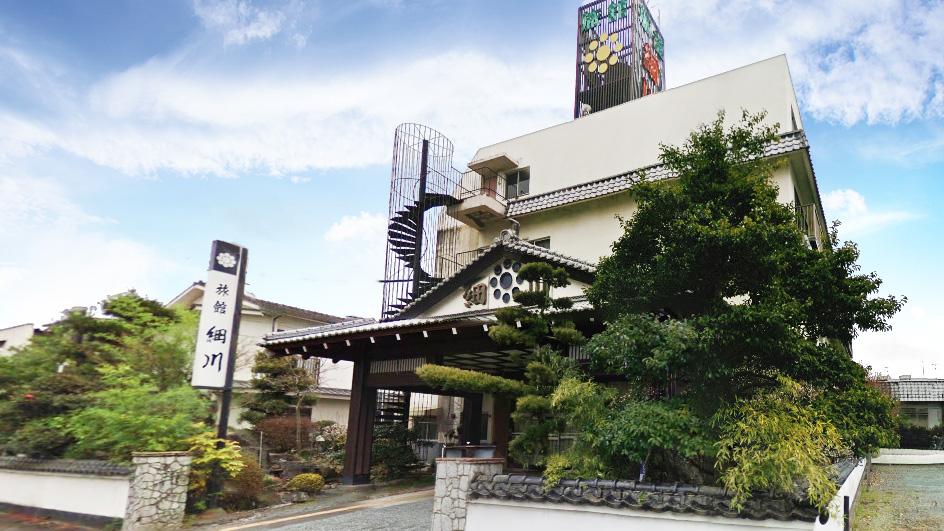 山鹿温泉 旅館細川