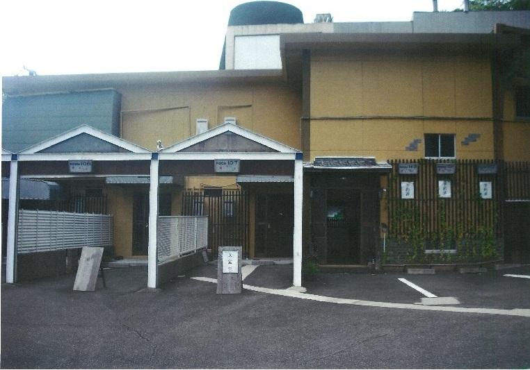 ホテル洛西