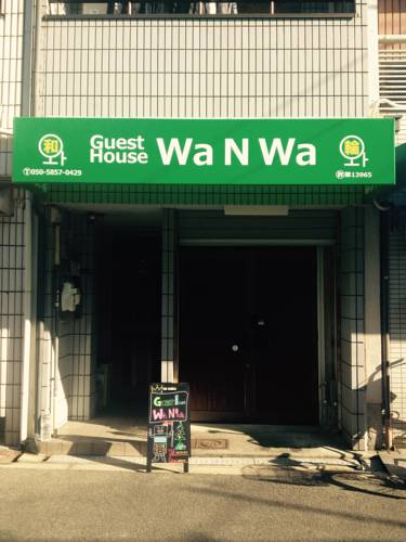 Guesthouse Wa N Wa