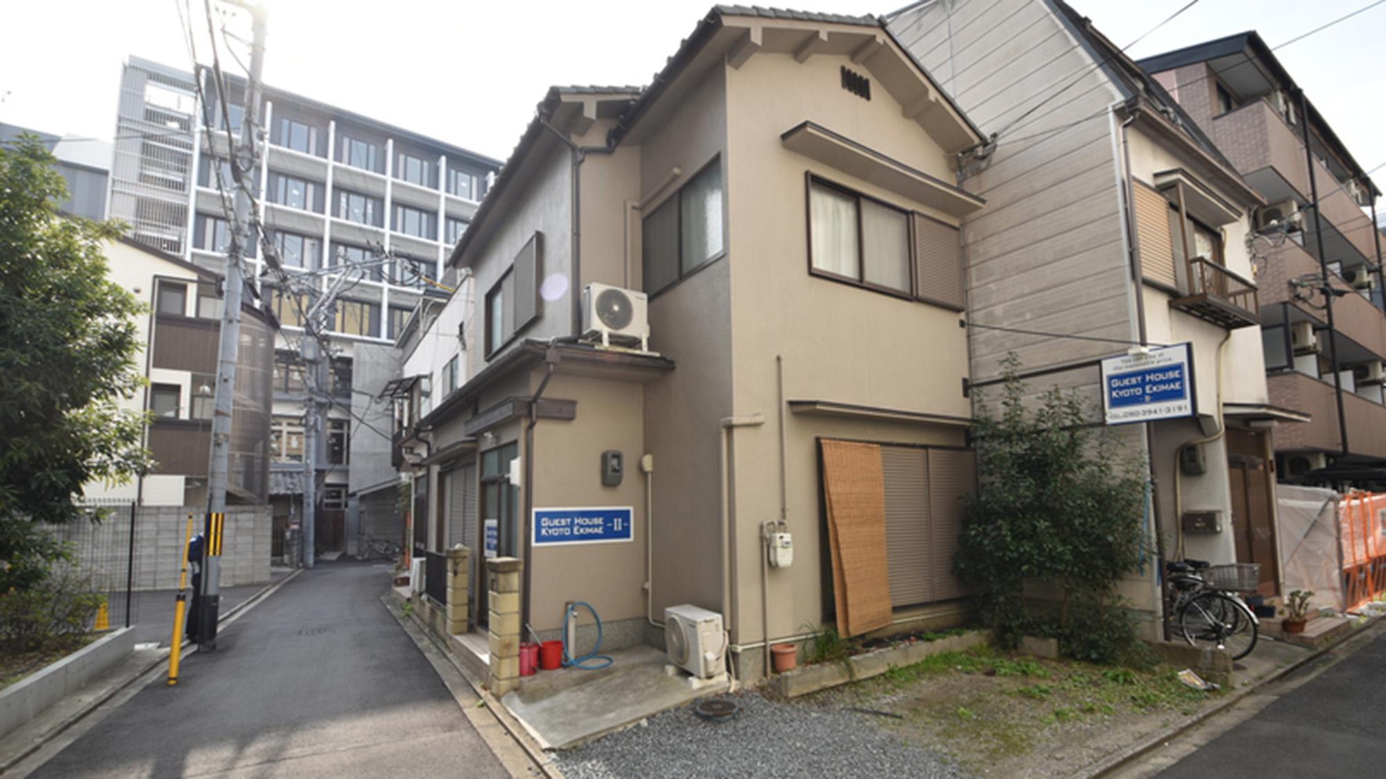 ゲストハウス京都駅前II