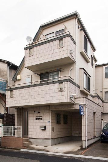 #東京都の宿 蒲田・糀谷 ゲストハウス JapanHostel 深夜特急