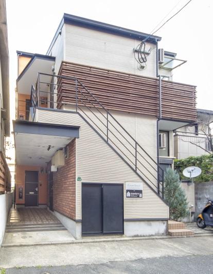 TRIP POD SUMIYOSHI - room -