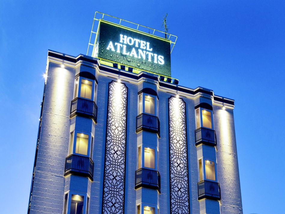 HOTEL ATLANTIS 豊中店【大人専用18禁・ハピホテ提携】