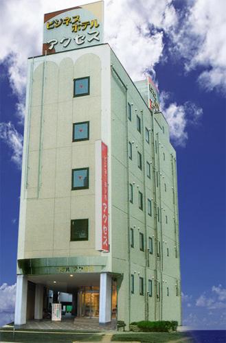 ビジネスホテルアクセス