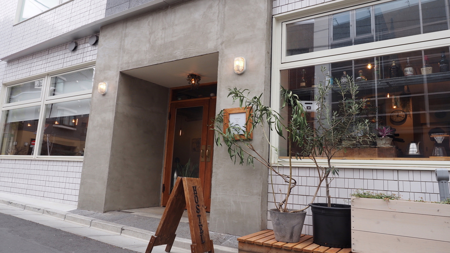 almond hostel & cafe