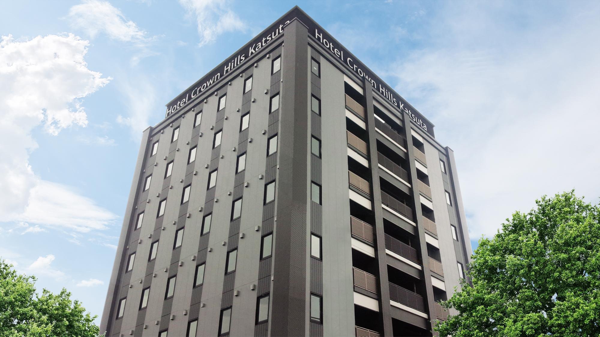 ホテルクラウンヒルズ勝田2号元町店