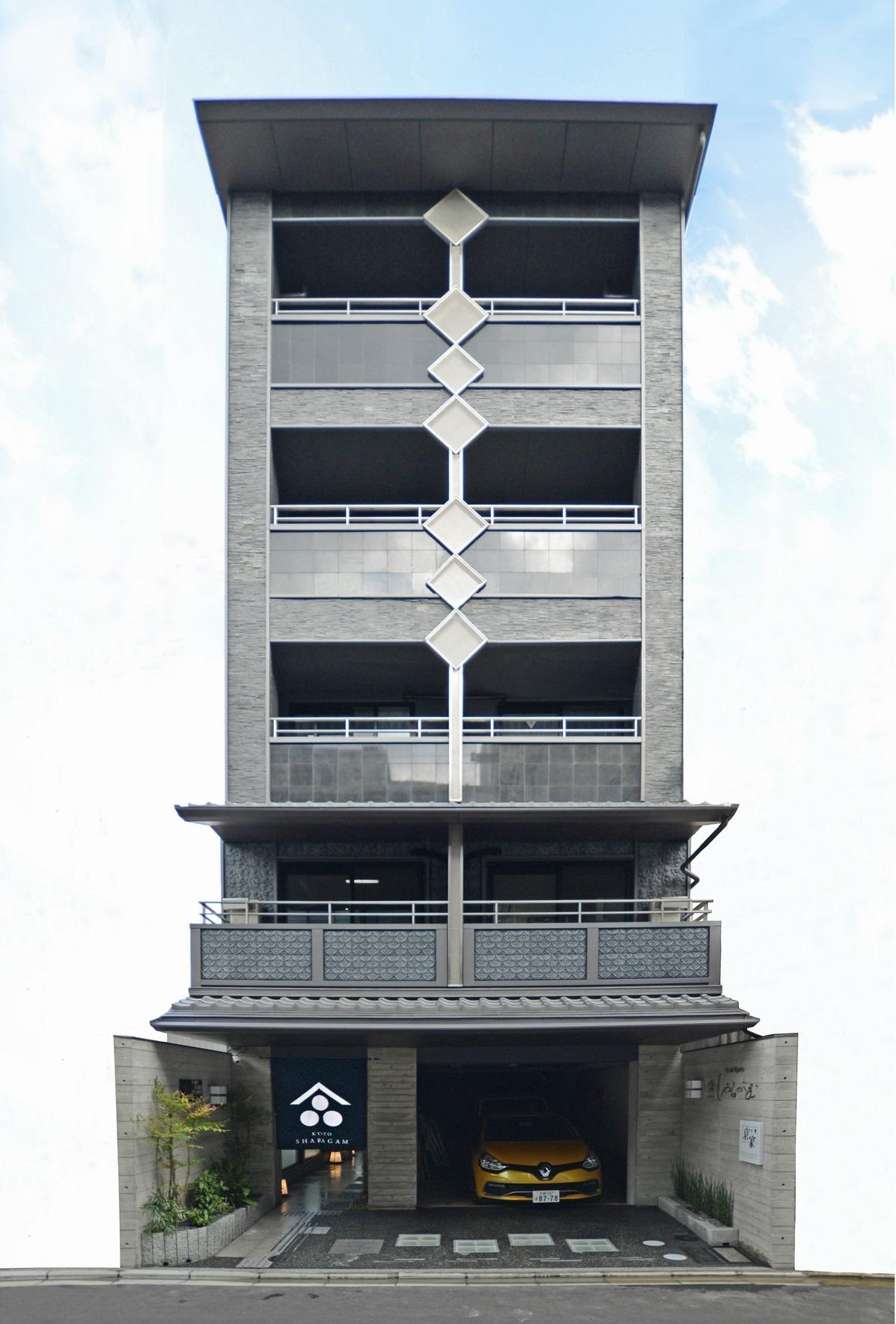 ホテル京都 シャラガム