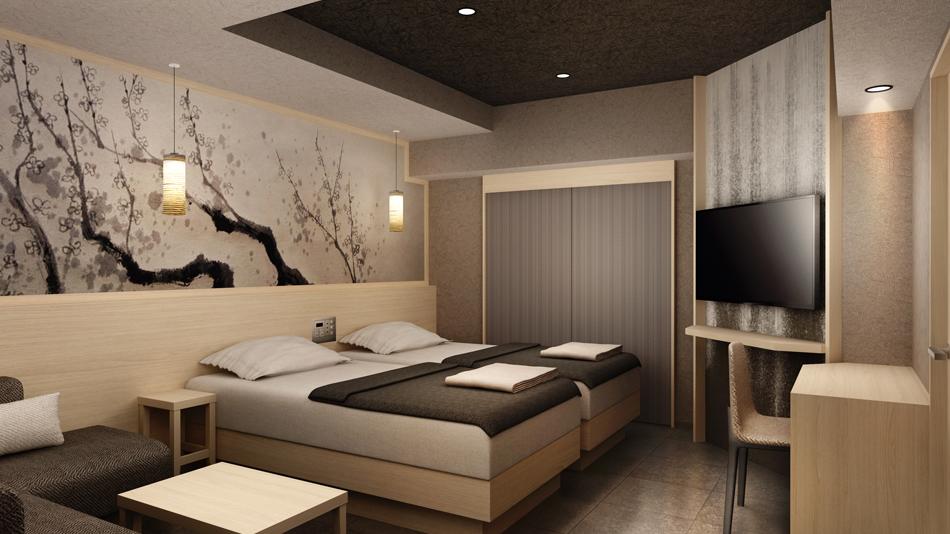 SAKURA SKY HOTEL(桜スカイホテル)