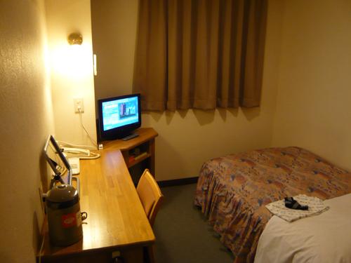 ホテルオーシタ新館