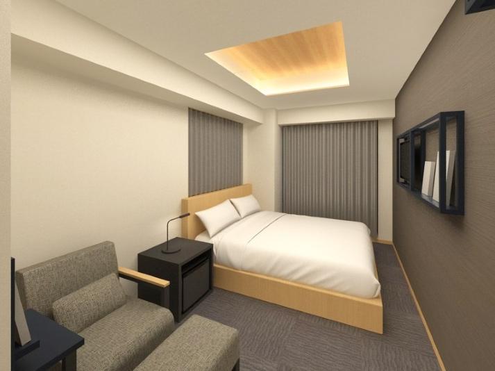 ランプライトブックスホテル名古屋(2018年2月20日OPEN)