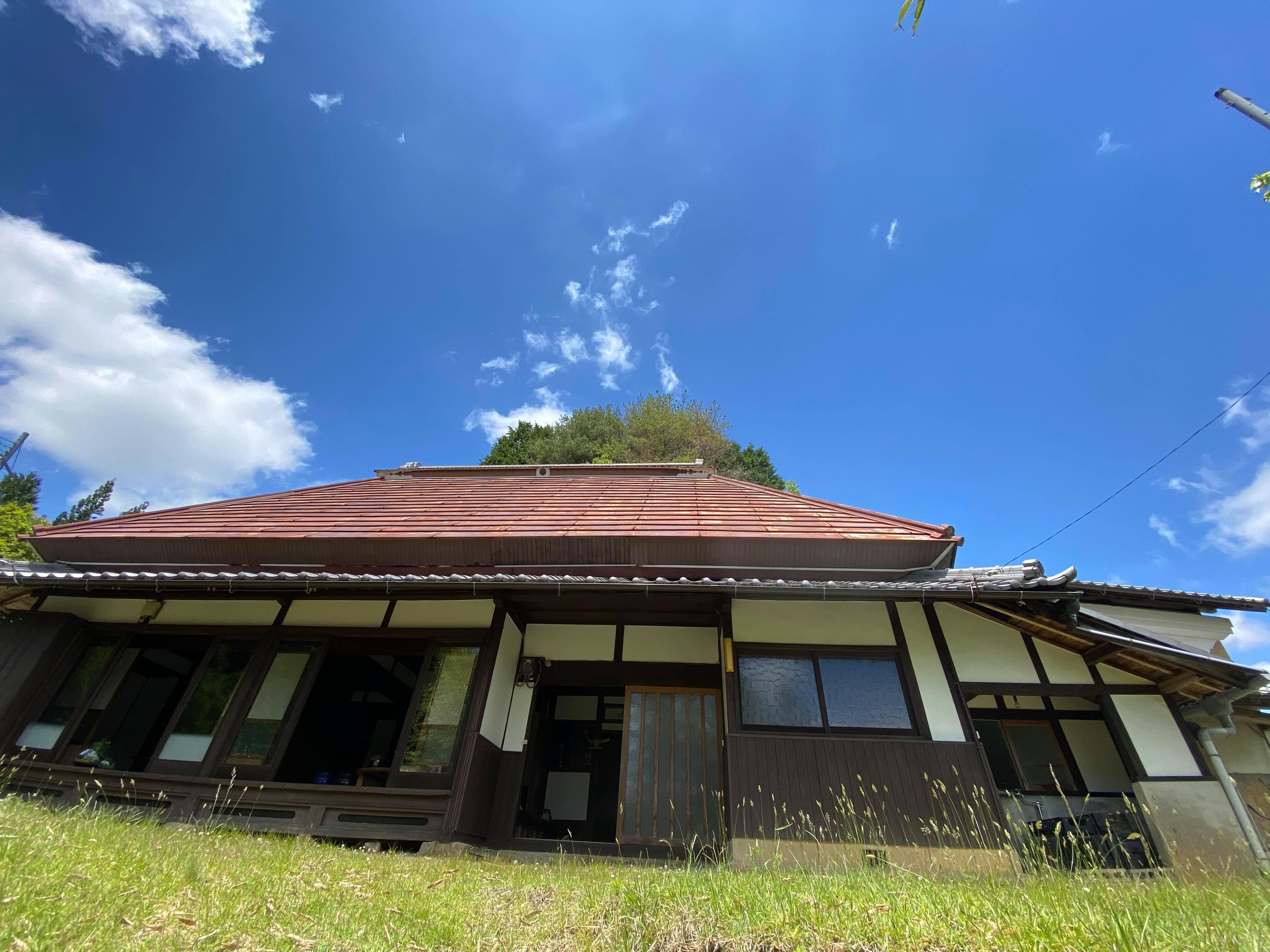 多羅尾の家