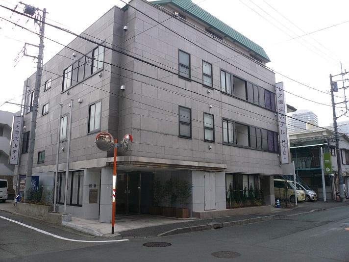 上大岡SKホテル