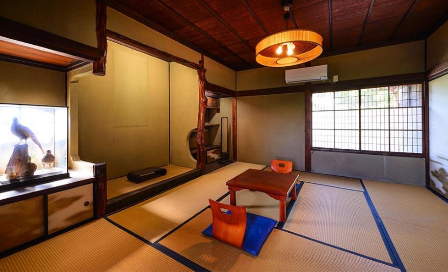 文化財の宿 旅館喜多屋