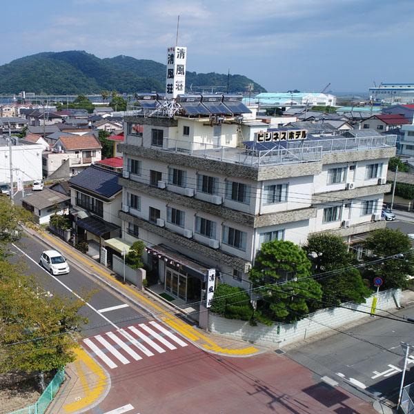 ビジネスホテル 清風荘 <大分県>