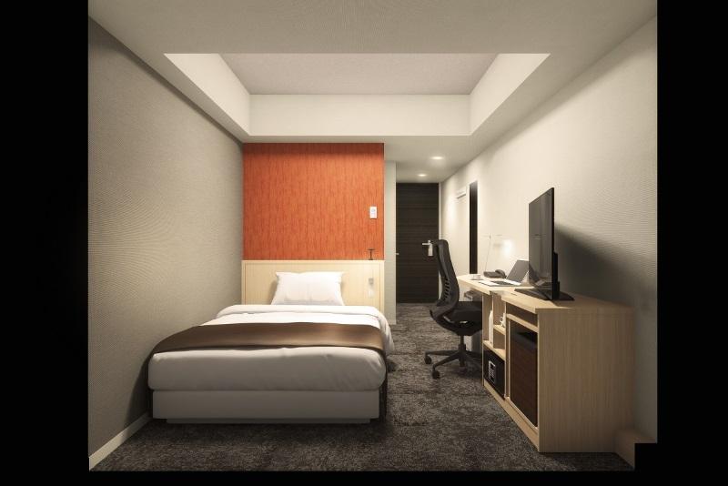 ダイワロイネットホテル福岡西中洲の部屋画像