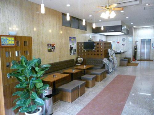 ビジネスセンター 鹿児島観光ホテル