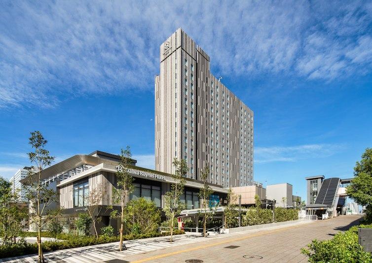 ダイワロイネットホテル東京有明(2018年10月1日オープン)