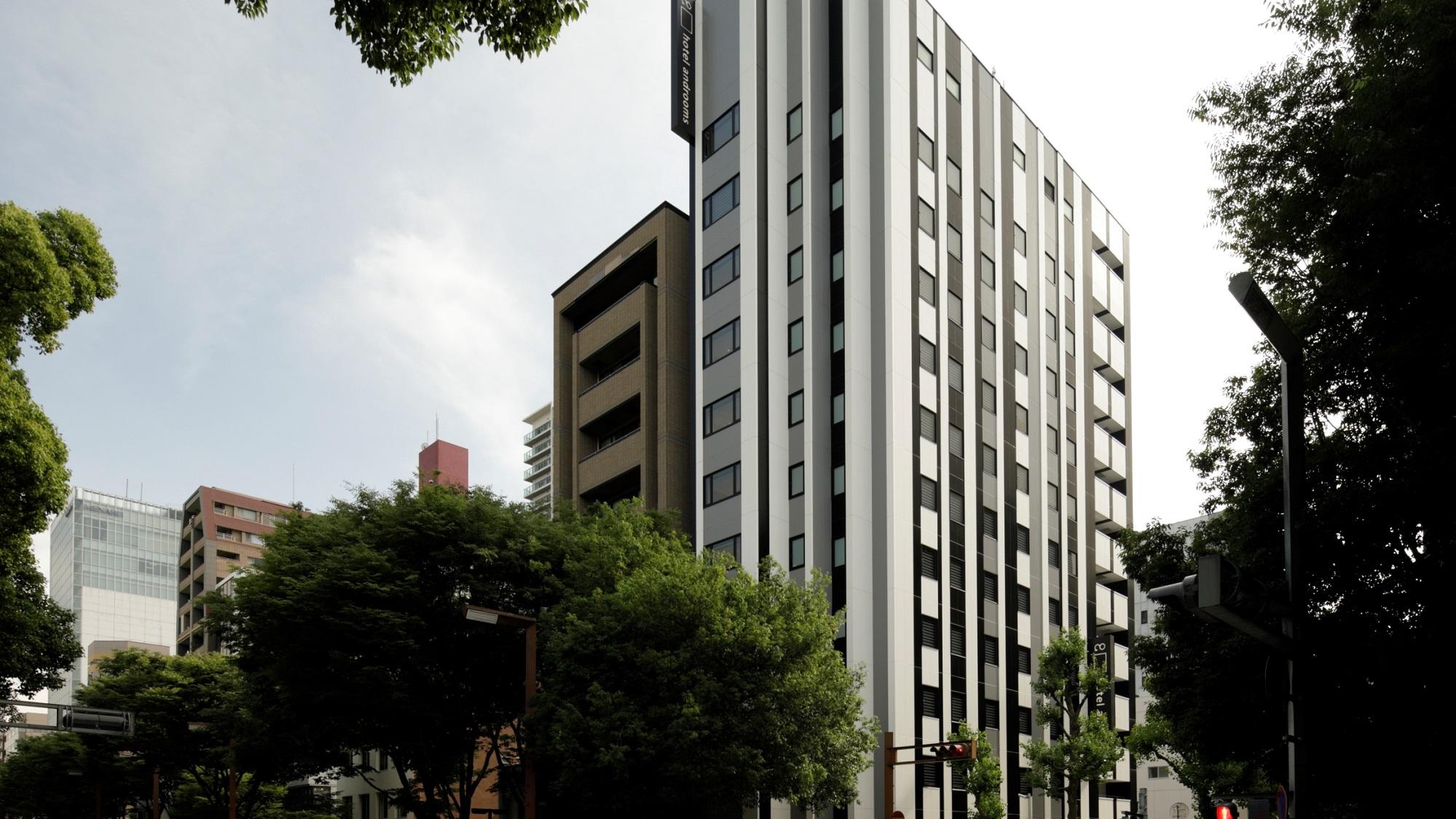 ホテル・アンドルームス名古屋栄(2018年6月26日OPEN)
