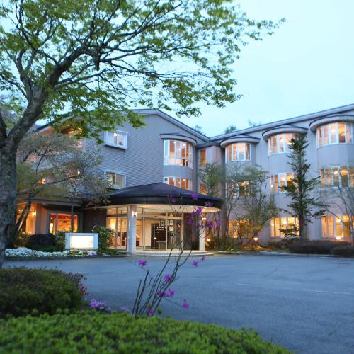 花薫る宿 ホテル山水荘