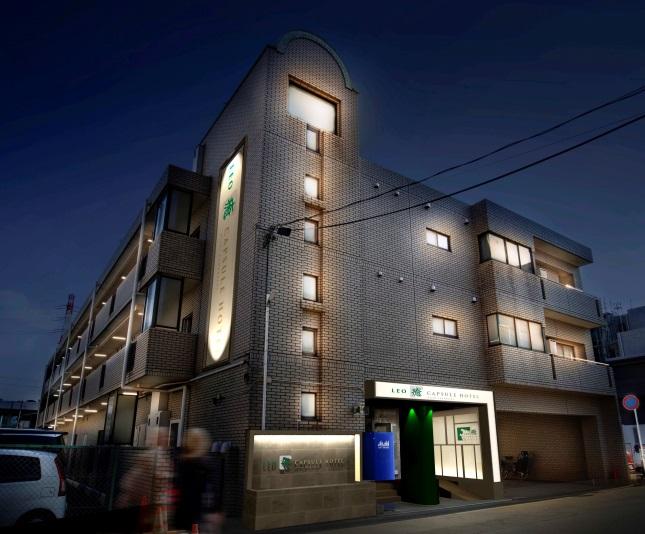 レオ癒カプセルホテル