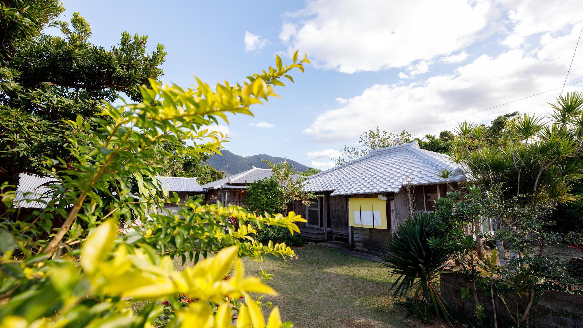 伝泊 海亀ビーチの宿<徳之島>