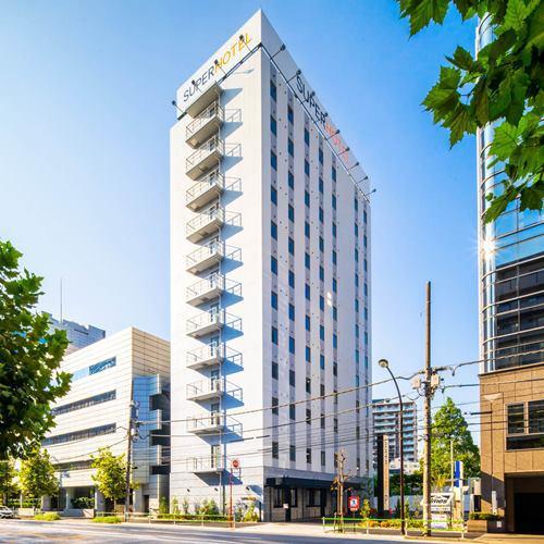 スーパーホテル東京・芝【高濃度人工炭酸泉 開城の湯】(2018年8月22日オープン)