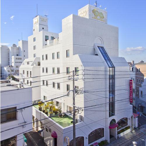 繁華街徒歩圏内で大浴場のある宿 宮崎ライオンズホテル