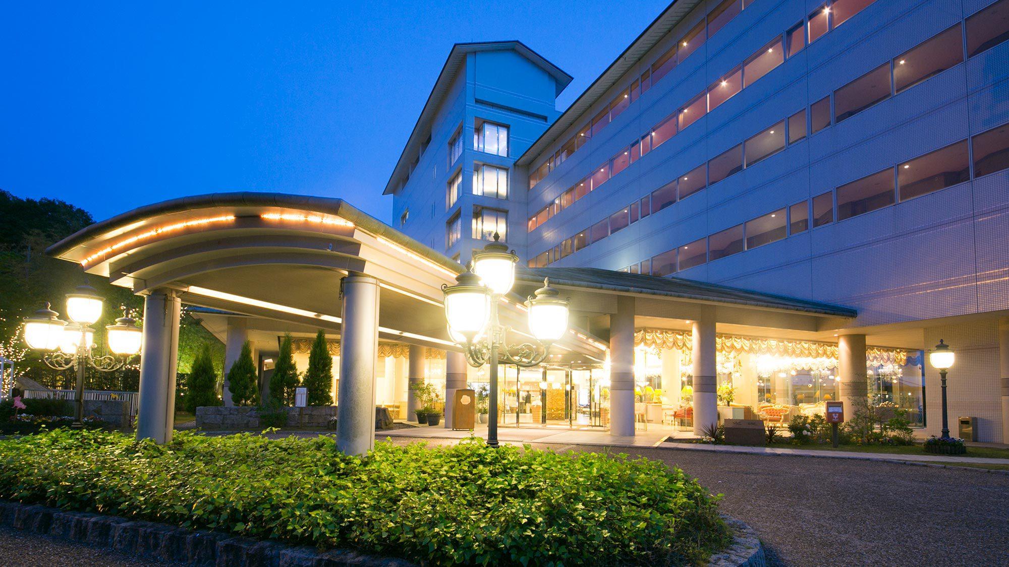 青山ガーデンリゾート ホテルローザブランカ