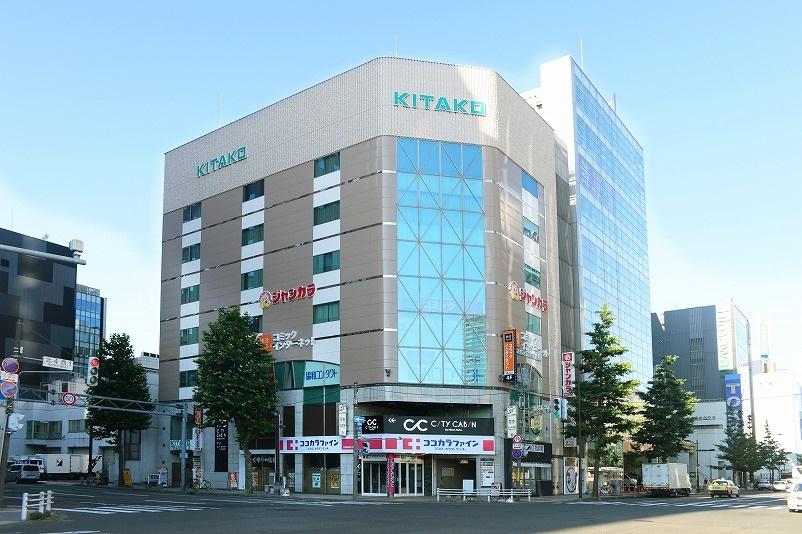 CityCabin NikohRefre(カプセルホテル シティキャビン)