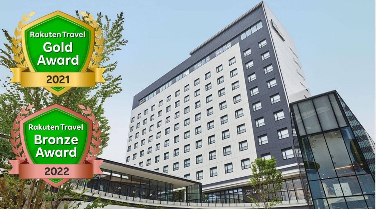 ホテル ルミエール グランデ 流山おおたかの森(2019年1月27日オープン)