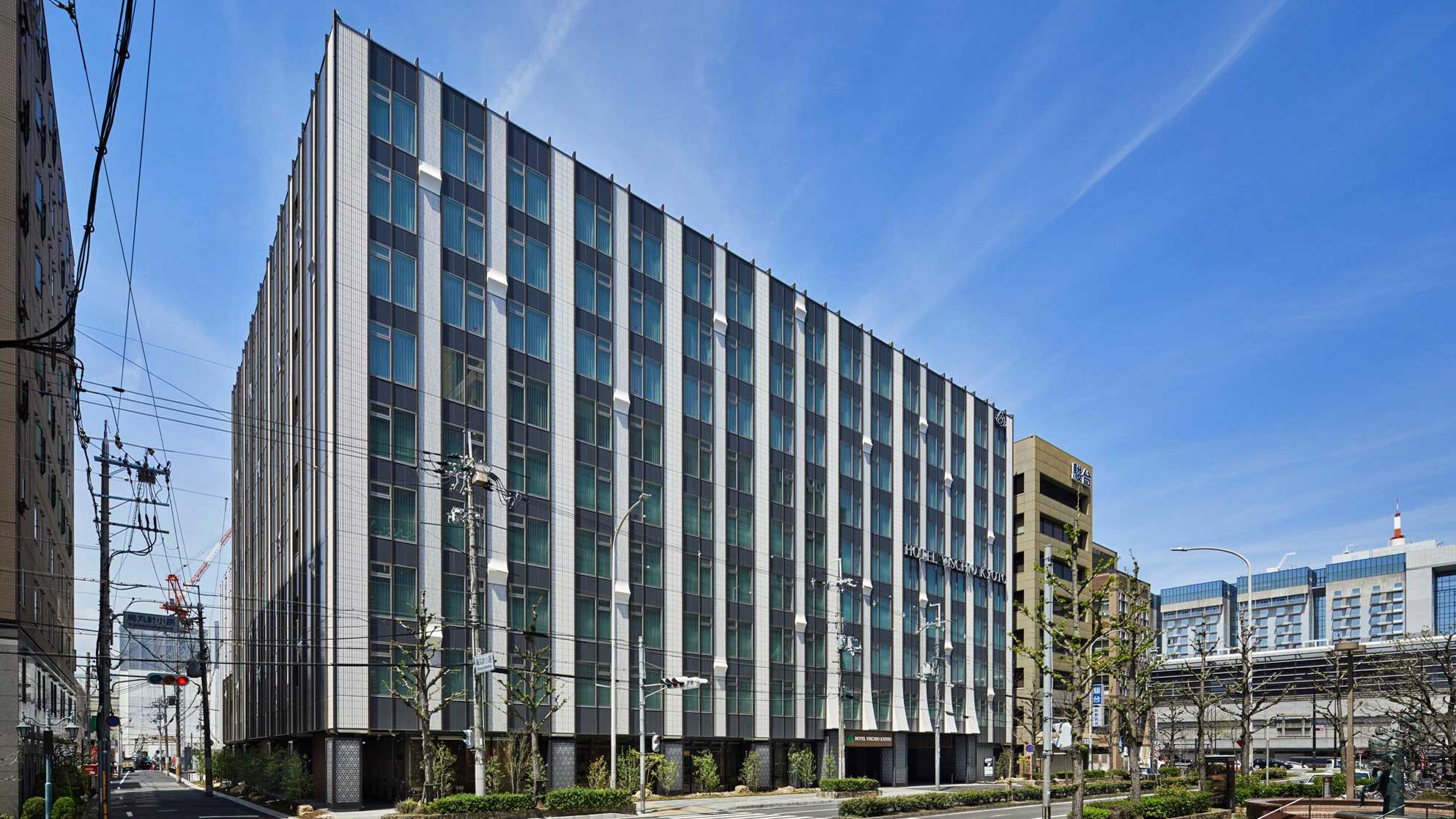ホテルヴィスキオ京都byGRANVIA(2019年5月30日グランドオープン)