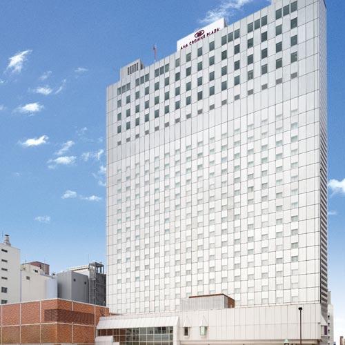 ANAクラウンプラザホテル札幌(旧 札幌全日空ホテル)