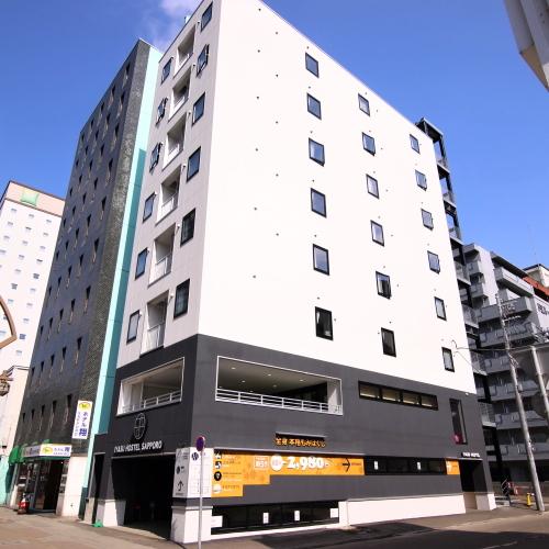 IYASU HOSTEL SAPPORO(いやすホステル札幌)