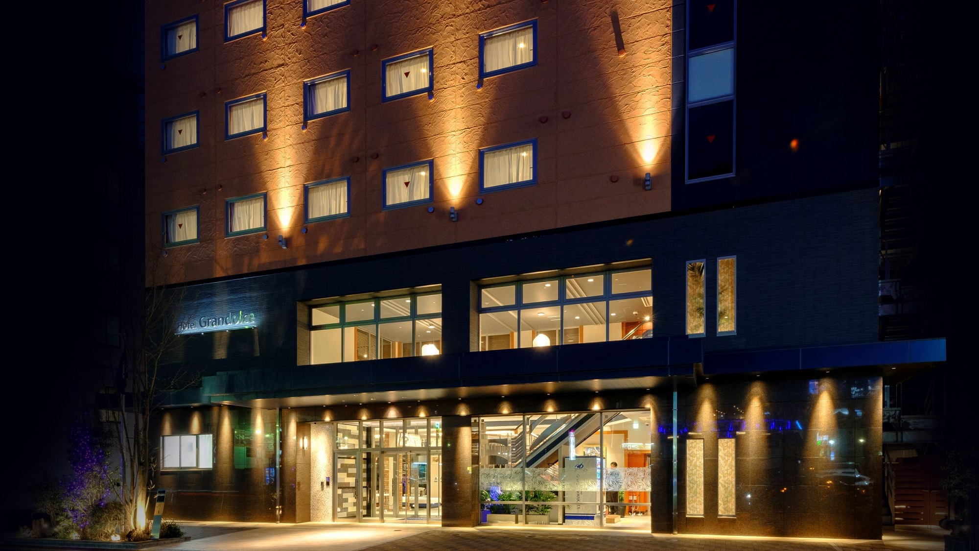 ホテル グランドルチェ博多