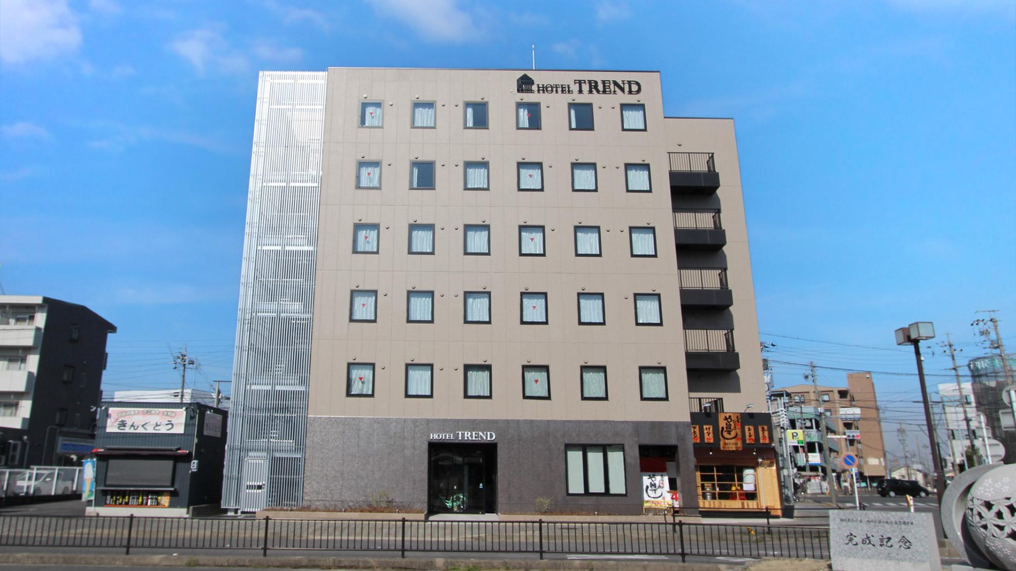 ホテルトレンド岡崎駅前(2019年5月新築オープン)