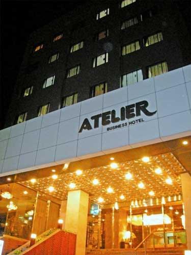 ビジネスホテル アトリエ