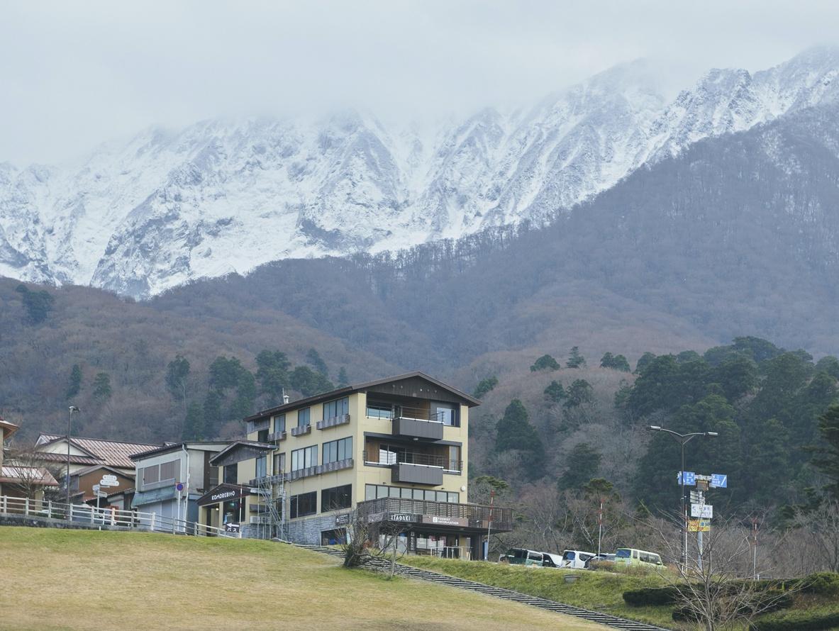 大山参道ホテル 頂 ITADAKI