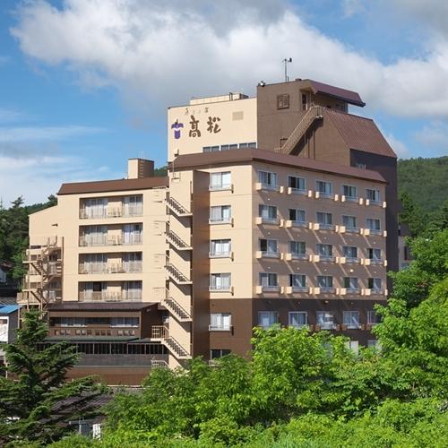 草津温泉 ホテル高松